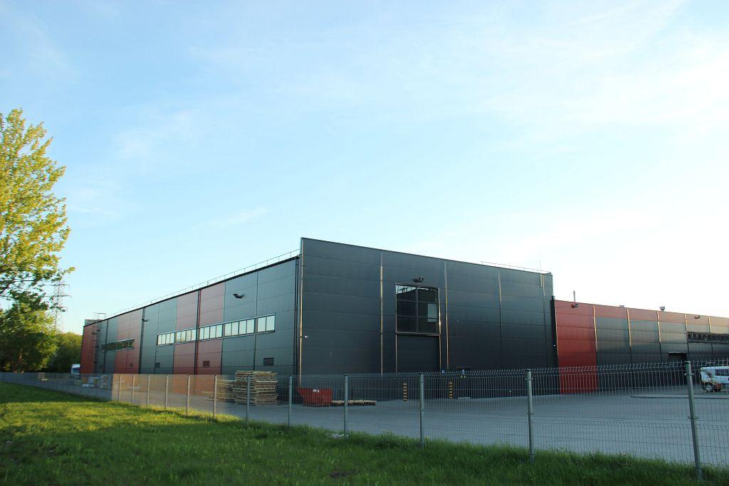 """AB """"ITAB Novena"""" gamybos ir sandėliavimo pastatai, Draugystės g. 12, Kaunas"""
