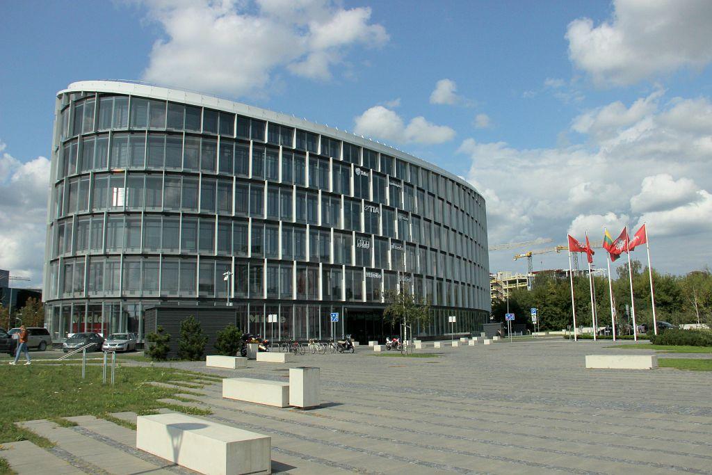 """Administracinės paskirties pastatas """"Quadrum"""", Konstitucijos pr. 21, Vilnius"""