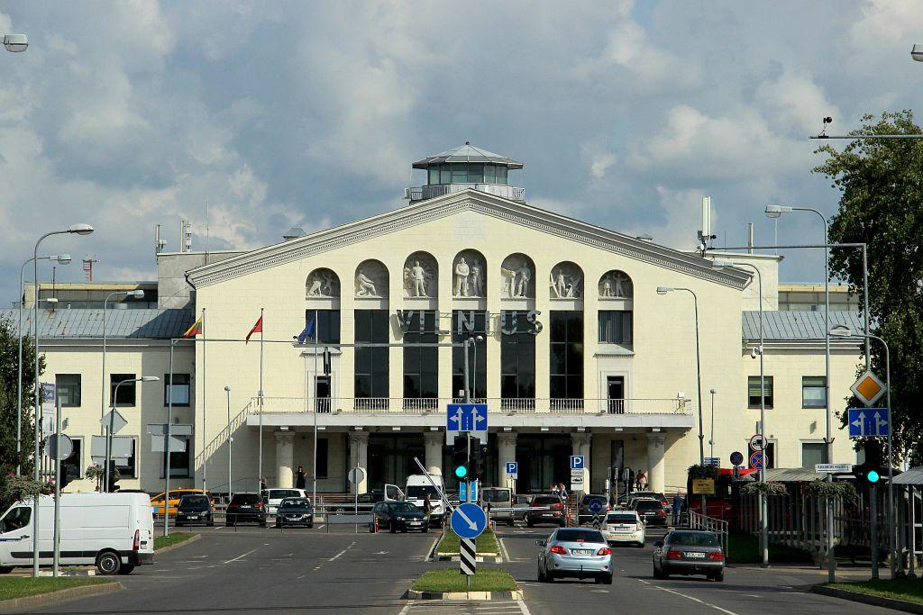 VĮ Lietuvos oro uostų Vilniaus filialas (VNO), Rodūnios kelias 10a, Vilnius