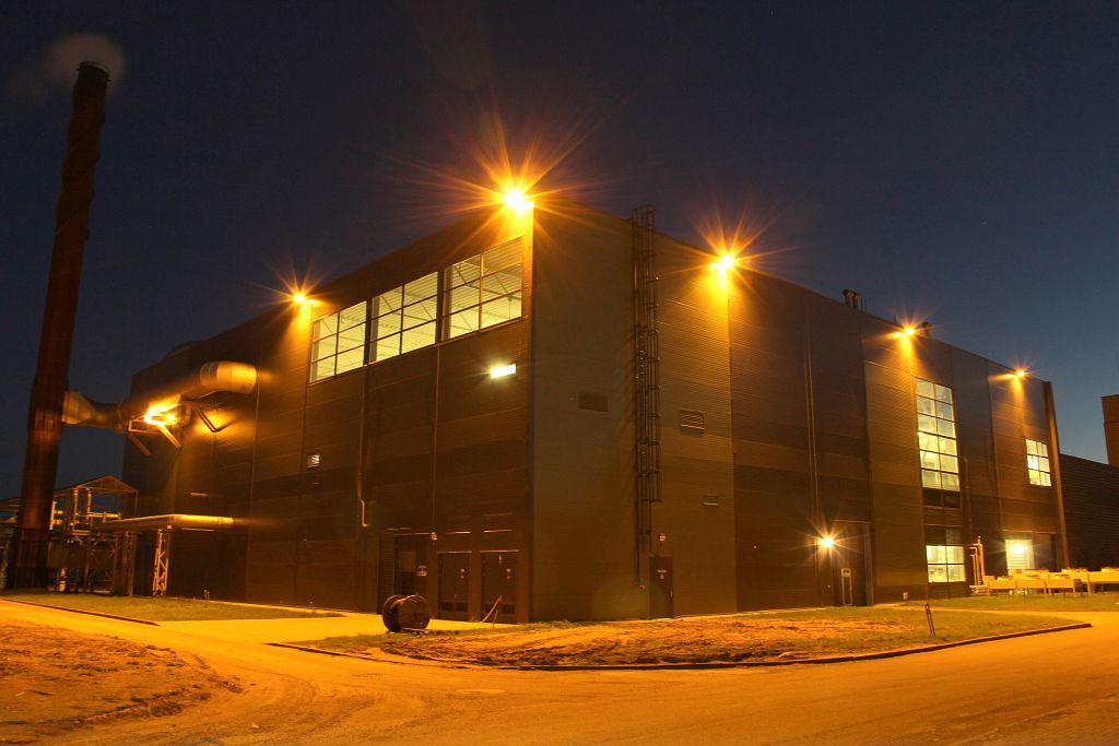 """UAB """"Foksita"""" 4,99 MW kogeneracinė biokuro elektrinė, Chemijos g. 15B, Kaunas"""